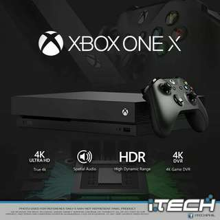 Xbox One 1TB Console Asian Version