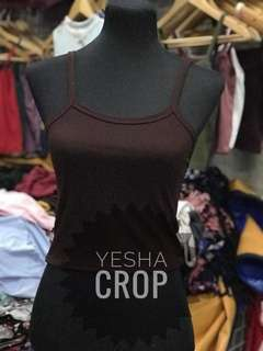 yesha crop top