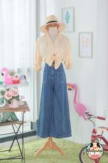 🍿 Vintage Blouse VB1525