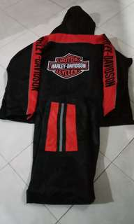 Jas Hujan Rider Harley Davidson