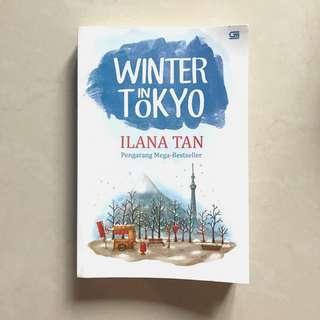 "Novel ""Winter in Tokyo"""
