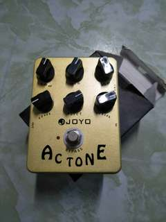 For sale/trade overdrive pedal