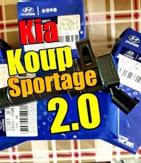 Kia Koup / Sportage 2.0 Original Denso Ignition coil 👍