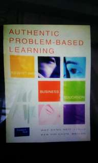 Authentic problem - Based learning