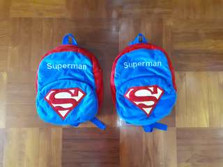 Superman bags