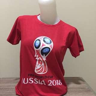 Kaos wanita fifa world cup 2018