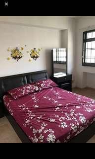 Room rent For female