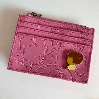 Coin and card pouch (Korea)