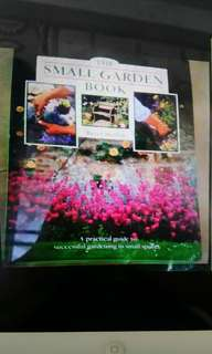 The small garden book