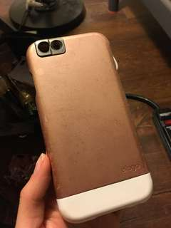 Hard shell iPhone 6 case