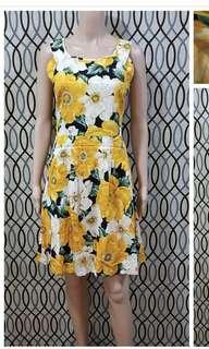 Wanko Floral  Dress