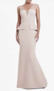 Blush Gown by BCBG