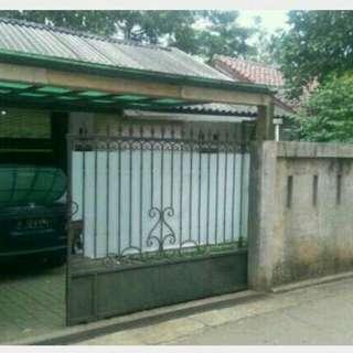 Rumah Tanah Luas 140m2 di Jalan Ratna Jatibening Bekasi