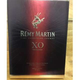 Remy Martin XO Excellence. Cognac of higher quality than Remy Martin XO Special.