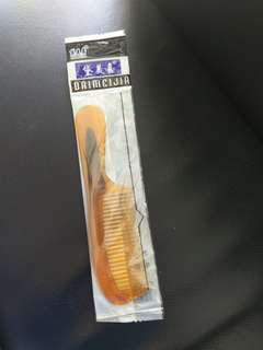 Selling men comb brand new about 15cm long