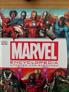 Marvel Avengers Encyclopedia