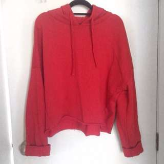 Red Hoodie - GLASSONS