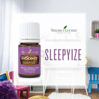 Young Living Sleepyize Essential Oil (Kidscents oils)