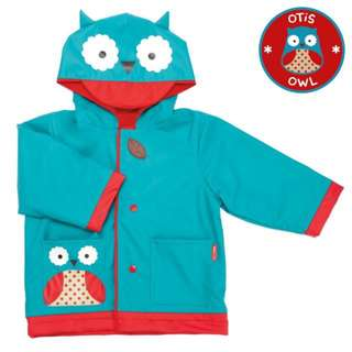 BN Skip Hop Zoo Raincoat - Owl
