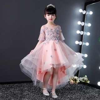 Flower girl dress 🌹 birthday 🎁 party 🎈 dress