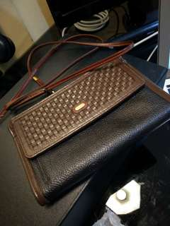Authentic Bally Wallet on Chain