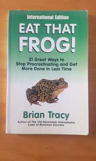 Book: Eat That Frog
