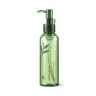 [New] Innisfree Green tea balancing cleansing oil