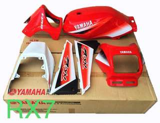 Yamaha RXZ Coverset