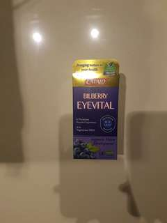 Catalo Bilberry Eyevital