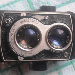Antigue China Camera - Seagull for sale