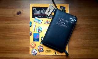 Travel Wallet Typo (Free Typo Pen).