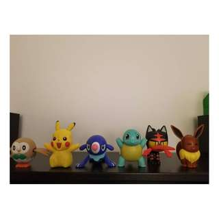 McDonalds Pokemon Figures