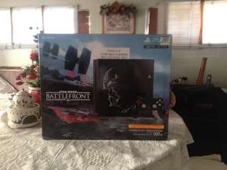 Star Wars Battlefront PS4 Darth Vader Edition