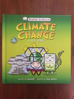 Basher Science climate change(hardcover)