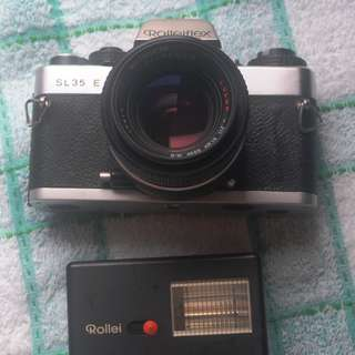 First Made In Singapore Rollei Camera for sale