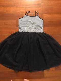 Cotton on princess dress size 6