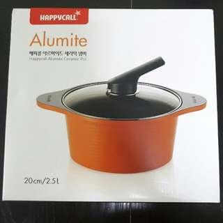 Happycall Alumite Pot