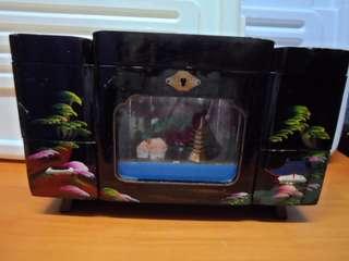 51 音樂首飾箱 $10
