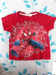 MARVEL T-Shirt for 2-3yrs old