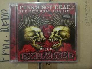CD BEST OF EXPLOITED