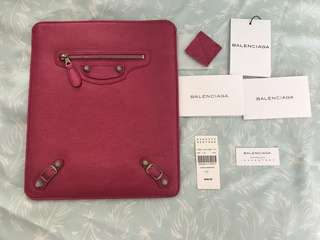 BALENCIAGA ipad case Authentic