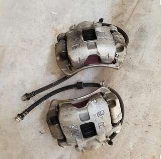 Mitsubishi colt cvr original brakes