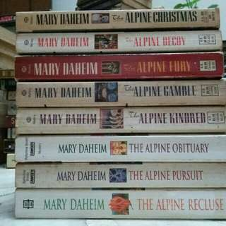 Mary Daheim Series