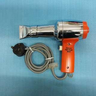古舊 懷舊 風筒 NATIONAL VINTAGE 中古 日本 風筒 需修理   W-50