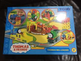 Thomas Train Big Loader Train Set