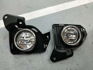 Toyota Hiace Fog Light Kit