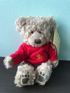 Singapore Airlines Kristoff Teddy Bear