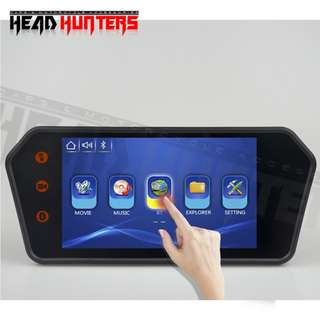 "7"" Car LED Monitor Bluetooth Touch Screen MP5 Player"
