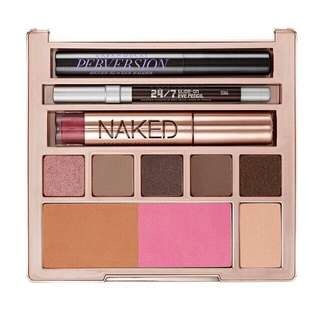 Urban Decay Naked On The Run Palette LIMITED EDITION