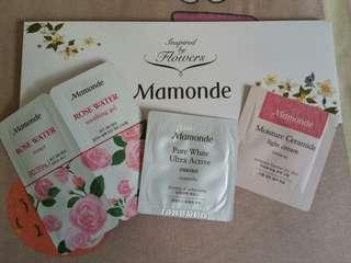 Mamonde Samples